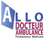 logo allo docteur tunisie | ambulance tunisie